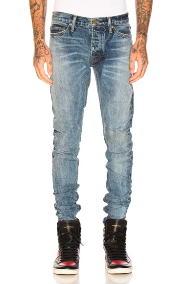Selvedge Denim Vintage Jean