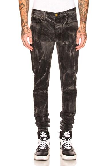 Selvedge Denim Holy Water Jeans