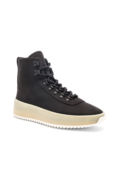 Nubuck Hiking Sneakers