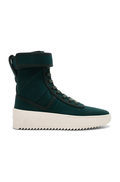 Nylon Military Sneakers