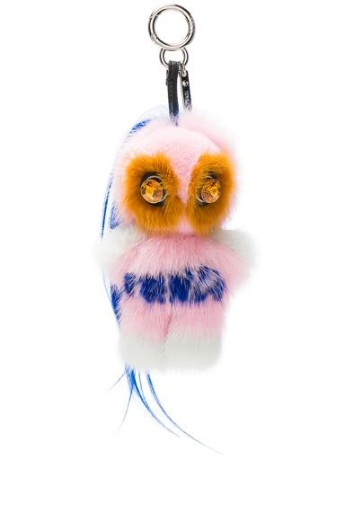 Piro-Chan Mink Fur Charm