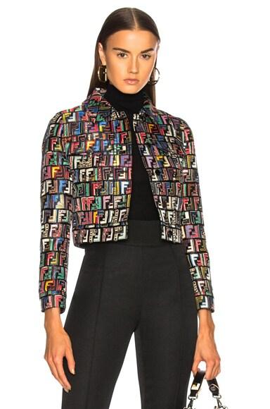 FF Jacquard Jacket