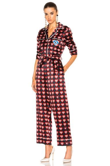 Pajama Jumpsuit Fendi