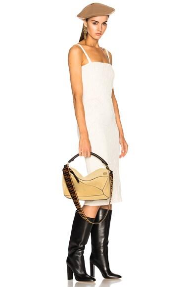 FF Velvet Bag Strap