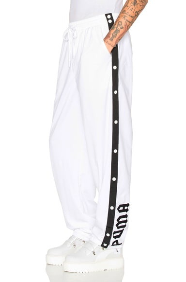 Fenty by Puma Tear Away Track Pants in White