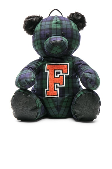 Mascot Bear Backpack