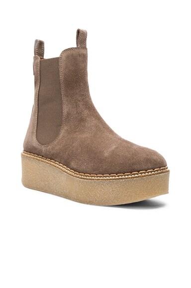 Suede Deltona Boots