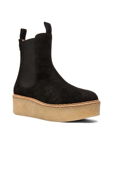 Suede Detona Boots