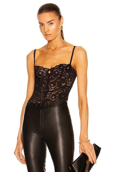 Charlotte Lace Balconette Bodysuit