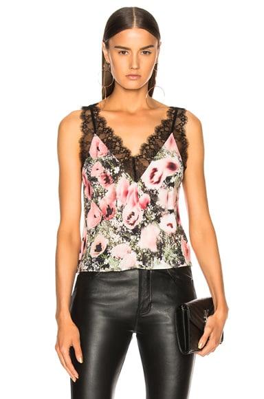 fleur du mal. Trench Coat. $895. Favorite Margo Lace Cami