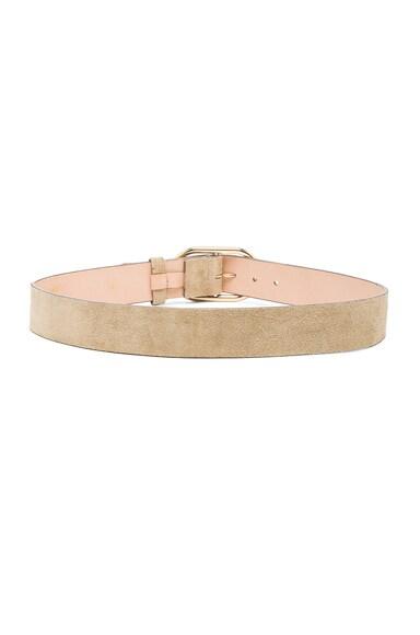 Oval Belt