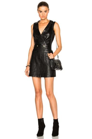 Waistcoat Dress