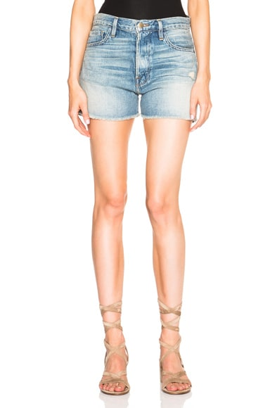 FRAME Denim Original Shorts in Kiowa