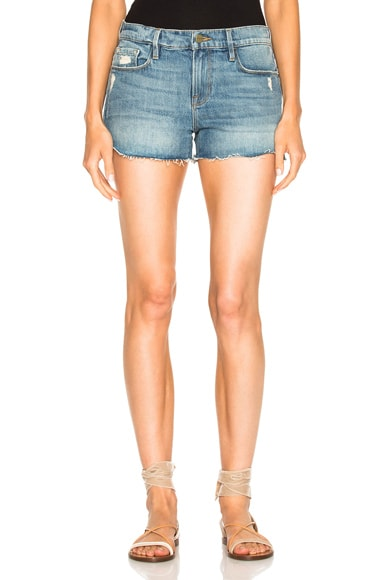 Denim Le Cutoff Tulip