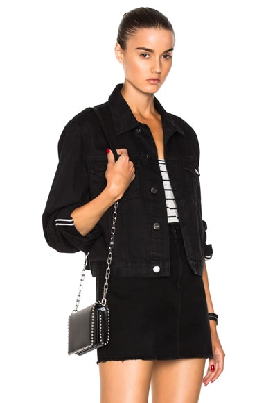 Le Jacket Reverse Overlook Cuff
