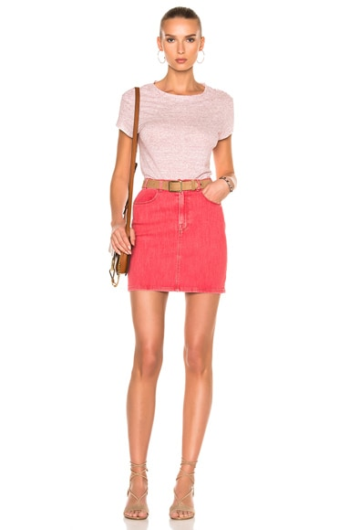 Le Color Pencil Skirt