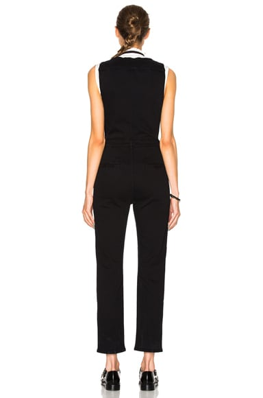 Waist Coat Jumpsuit