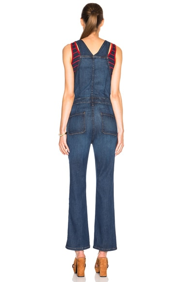 High Cropped Jumpsuit
