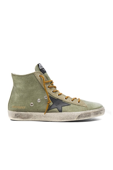 Canvas Francy Sneakers