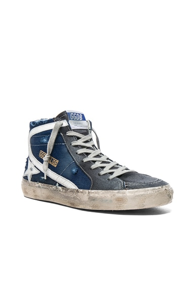 Golden Goose Slide Sneakers in Tomboy