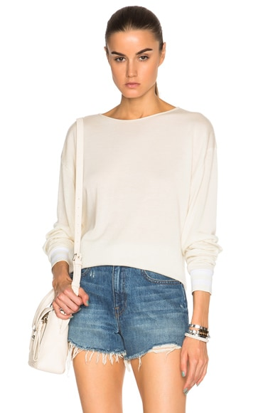 Lucy Cashmere Sweater