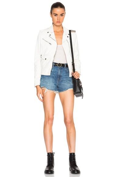 Chara Leather Jacket