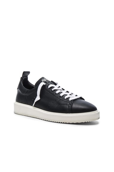 Leather Starter Sneakers