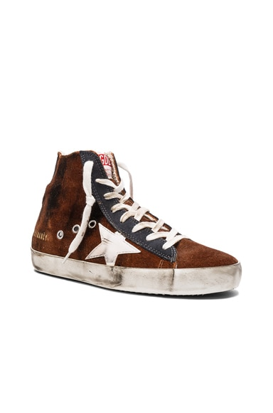 Velvet Francy Sneakers
