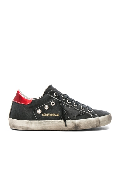 David Bowie Superstar Low Sneakers
