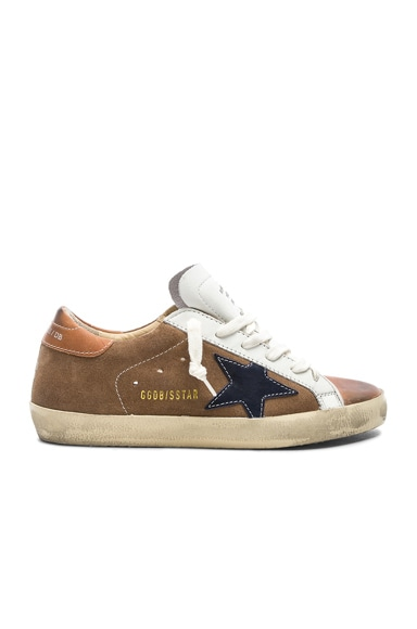 Suede Superstar Sneakers