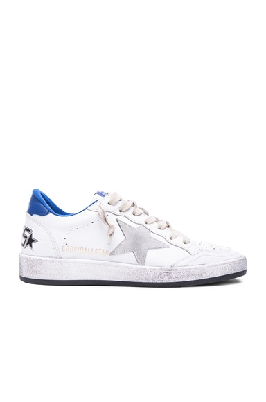 Ball Star Low Top Sneakers