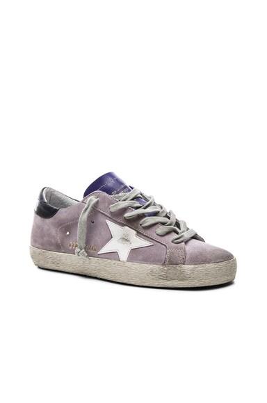 Superstar Suede Low Sneakers