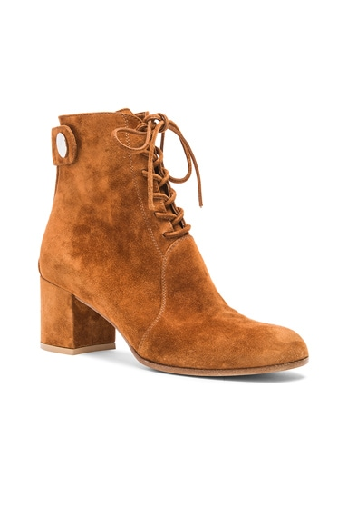 Suede Finlay Boots
