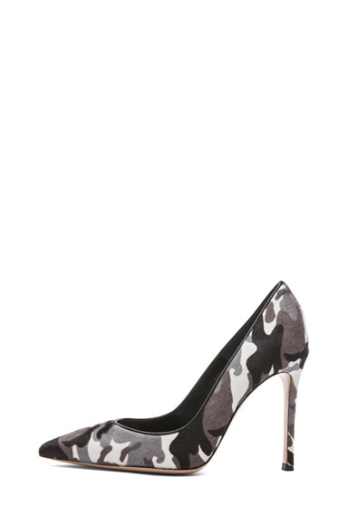 Pony Hair Pump