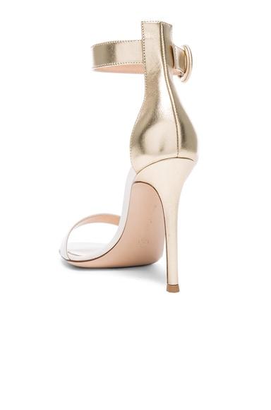 Leather Portofino Heels