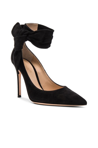 Suede Lane Heels