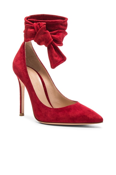 Suede Lane Pumps
