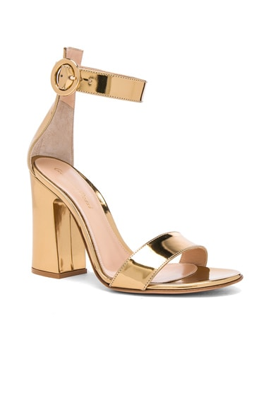 Patent Leather Versilia Sandals