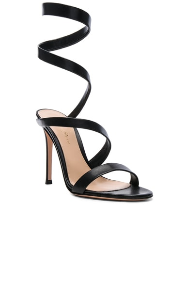 Leather Opera Sandals