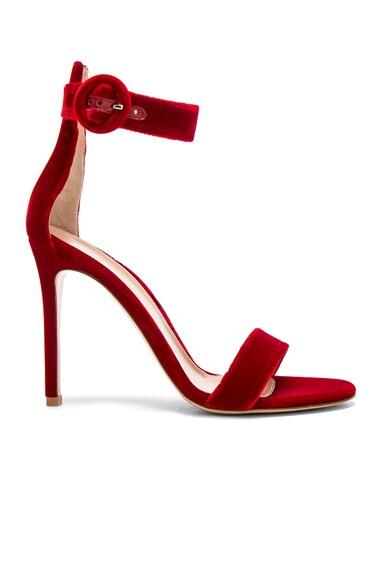 Velvet Portofino Heels