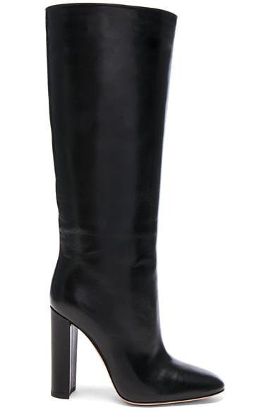 Leather Laura Knee High Boots