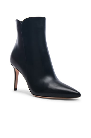 Nappa Leather Levy 85 Ankle Boots