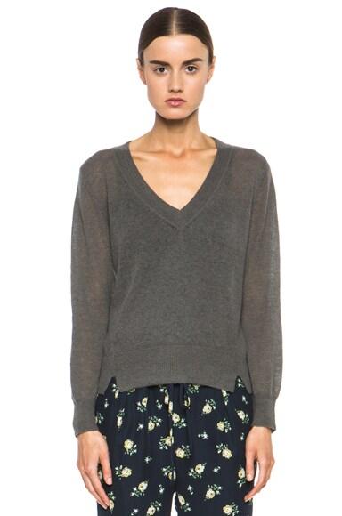Plush Boxy Pullover