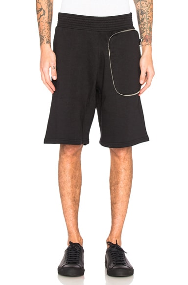 Zip Pocket Shorts