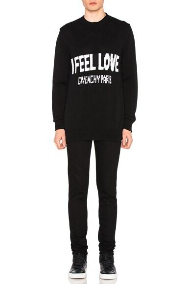 I Feel Love Sweater