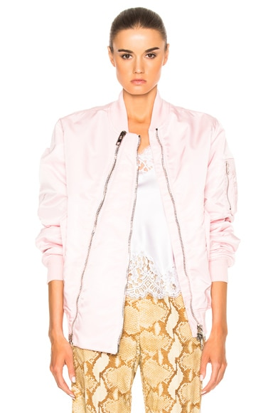 Givenchy Bomber Jacket in Pink
