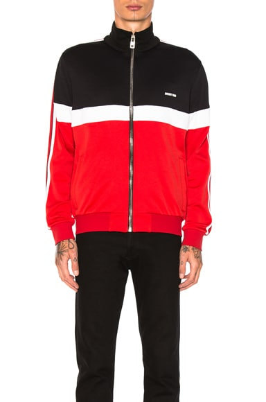 Givenchy Track Jacket in Black