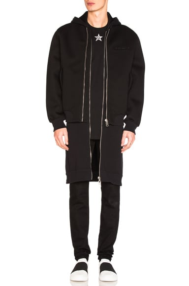 Givenchy Parka in Black