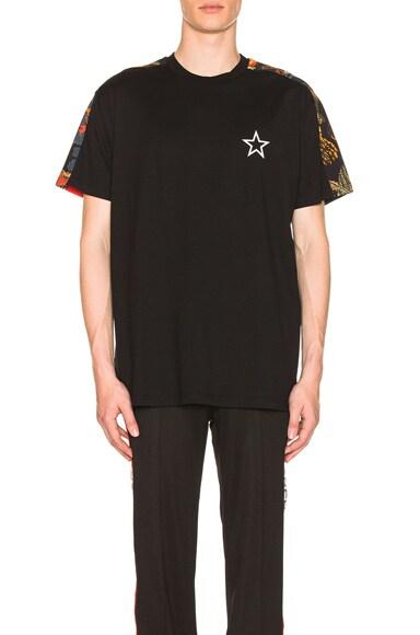 Shoulder Detail T-Shirt