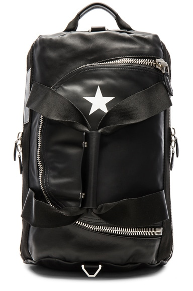 Leather & Star Backpack